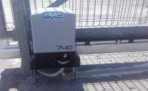 Mechanizm Faac 740